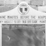 Turbida Luxin teoksen esitys Nine Minutes Before the Agape 24.8.2018