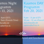 Gabi Schaffner: Kaamosradio 13. ja 20.2.